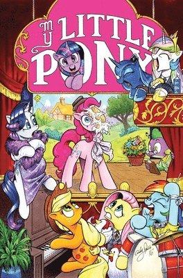 bokomslag My little pony friendship is magic, vol. 12