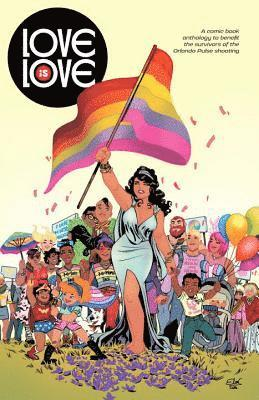 bokomslag Love is love