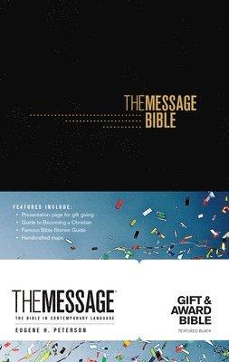 bokomslag The Message Gift and Award Bible