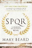 bokomslag Spqr - A History Of Ancient Rome