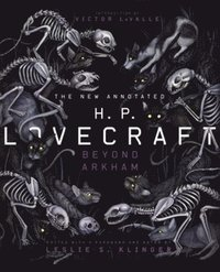 bokomslag The New Annotated H.P. Lovecraft