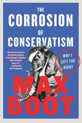 bokomslag The Corrosion of Conservatism