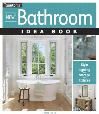 bokomslag New bathroom idea book