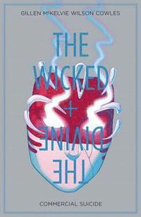 bokomslag The Wicked + The Divine Volume 3: Commercial Suicide