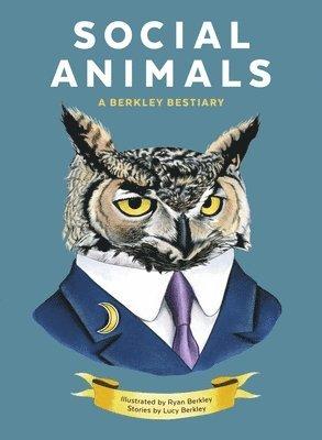 bokomslag Social animals