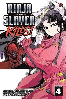 Ninja slayer kills 4 1