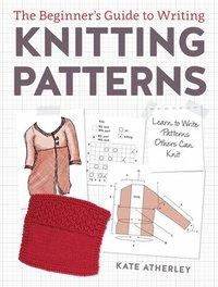 bokomslag Writing Knitting Patterns