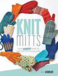bokomslag Knit Mitts