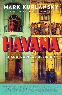 bokomslag Havana
