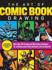 bokomslag The Art of Comic Book Drawing