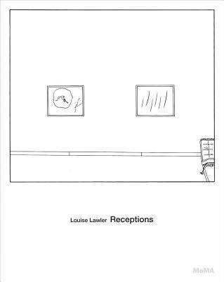 bokomslag Louise lawler: receptions