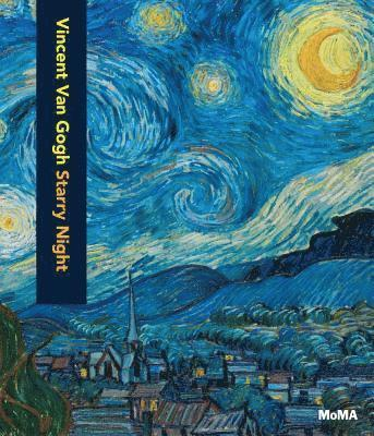 bokomslag Vincent van gogh: starry night