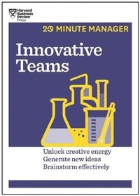 bokomslag Innovative teams (hbr 20-minute manager series)
