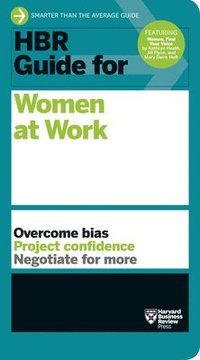 bokomslag HBR Guide for Women at Work: HBR Guide Series