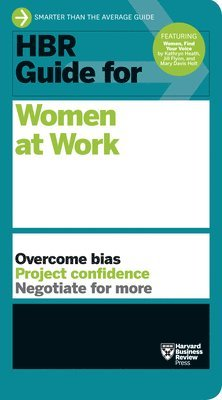 bokomslag HBR Guide for Women at Work: HBR Guide Series