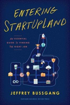 bokomslag Entering StartUpLand