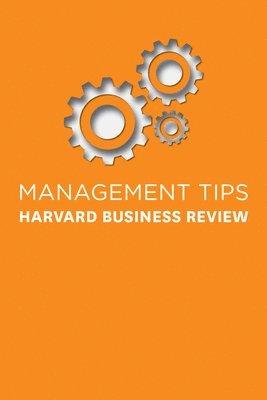 bokomslag Management Tips: From Harvard Business Review