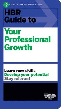 bokomslag HBR Guide to Your Professional Growth