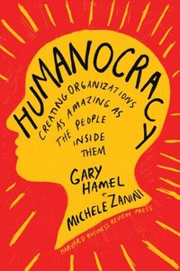 bokomslag Humanocracy