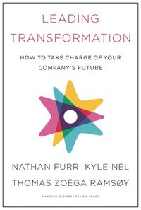 bokomslag Leading Transformation