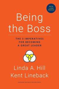bokomslag Being the Boss