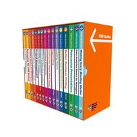 bokomslag Harvard Business Review Guides Ultimate Boxed Set (16 Books)