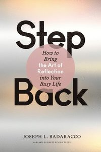 bokomslag Step Back