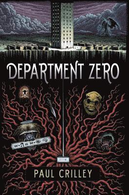 bokomslag Department Zero
