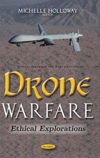 bokomslag Drone Warfare
