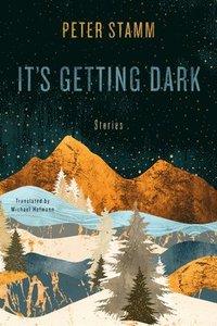 bokomslag It's Getting Dark: Stories