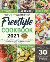 bokomslag Weight Watchers Freestyle Cookbook 2021