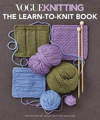 bokomslag Vogue Knitting: the Learn-To-Knit Book