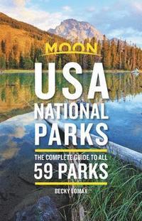 bokomslag Moon USA National Parks (First Edition)