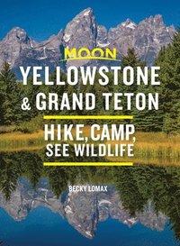 bokomslag Moon Yellowstone &; Grand Teton (Ninth Edition)