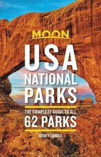 bokomslag Moon USA National Parks (Second Edition)