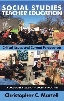 bokomslag Social Studies Teacher Education