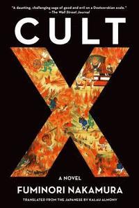 bokomslag Cult X
