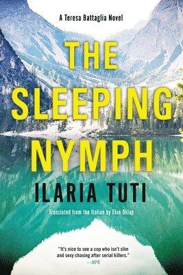 bokomslag The Sleeping Nymph