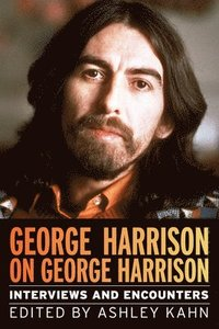bokomslag George Harrison on George Harrison