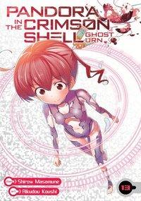 bokomslag Pandora in the Crimson Shell: Ghost Urn Vol. 13