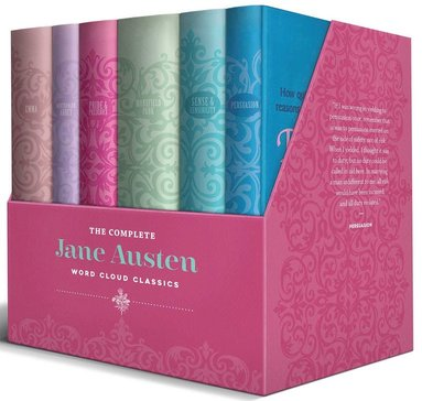 bokomslag Jane Austen Boxed Set