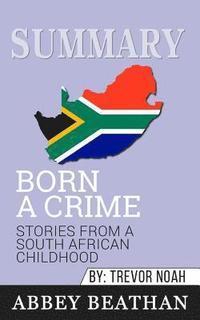 bokomslag Summary of Born a Crime
