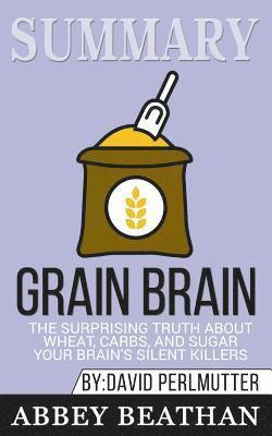 bokomslag Summary of Grain Brain