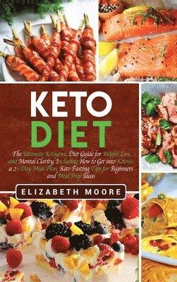 bokomslag Keto Diet