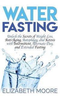 bokomslag Water Fasting