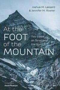 bokomslag At the Foot of the Mountain
