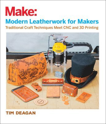 Modern leatherwork for makers 1