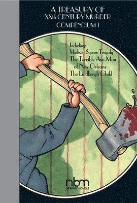 bokomslag Treasury of xx century murder compendium 1