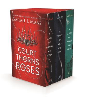 bokomslag A Court of Thorns and Roses Box Set