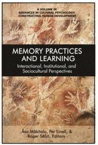 bokomslag Memory Practices and Learning